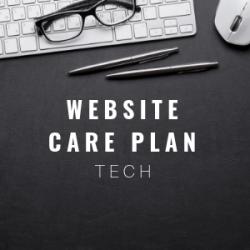 Care Plan and Maintenance Tech