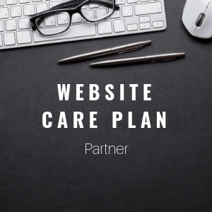 Website Care Plan Partner