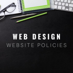 website policies