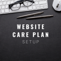 care plan setup