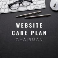 Website Care Plan - Chairman